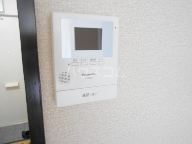 ファミュサクラ 102号室のセキュリティ