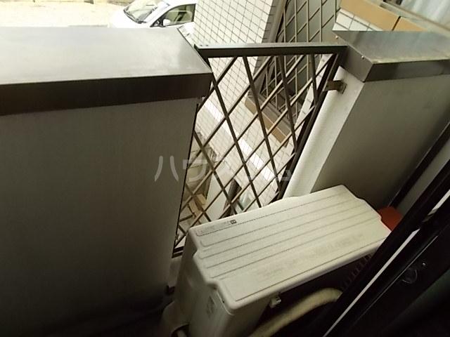 ガーデンヒルズ立川 203号室のバルコニー