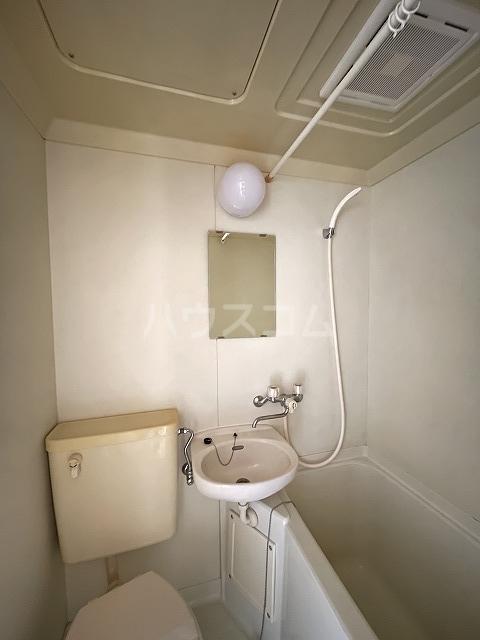 ジョイフル武蔵小杉 405号室の洗面所