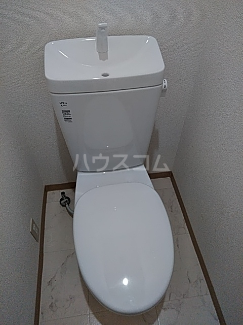 サンハイツ市野 103号室のトイレ
