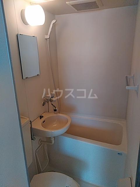 横浜エースマンション 315号室の風呂