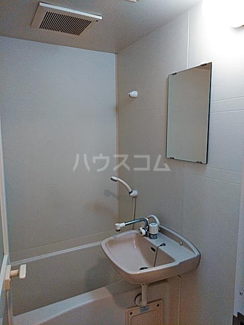 Annex日吉の杜 306号室の洗面所