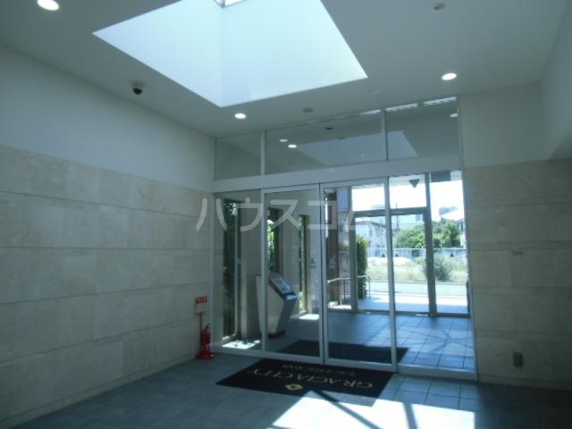 グレーシアシティ立川アクティブウイング 103号室のバルコニー