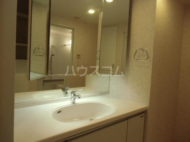 グレーシアシティ立川アクティブウイング 103号室の洗面所