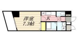 Casa Luce・0602号室の間取り