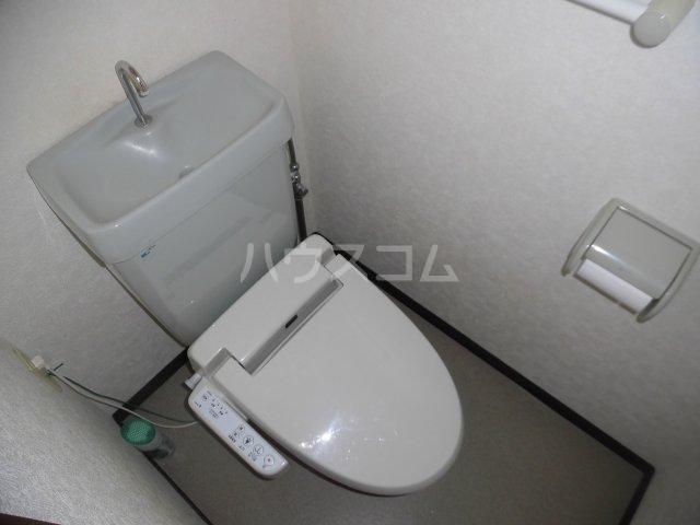 グランドール国立 207号室のトイレ