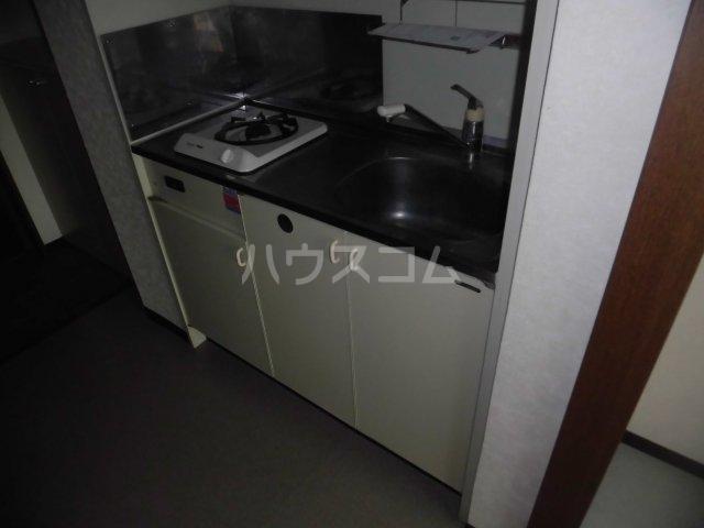 グランドール国立 207号室のキッチン