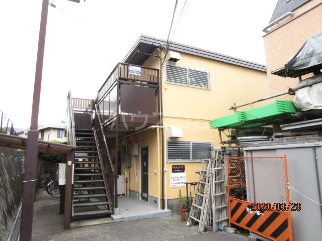 花沢ハイツ 201号室の景色