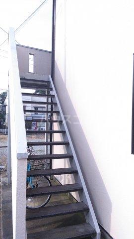 プチハウス坂倉 202号室のその他共有