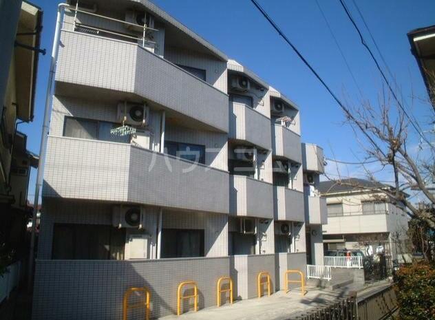 グランドボナール妙蓮寺 203号室のバルコニー