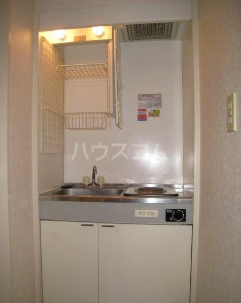 グランドボナール妙蓮寺 203号室の設備