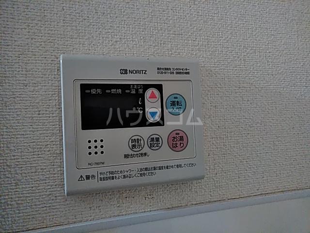 フキビレッジC 202号室の設備