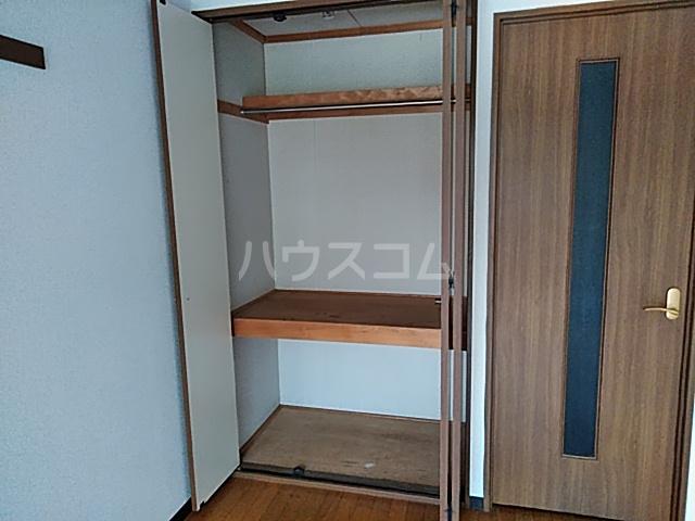 グラドゥアーレⅡ 307号室の収納