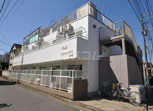 TOEIアパートメント外観写真