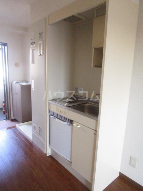 ハウスアメニティ99 903号室のキッチン