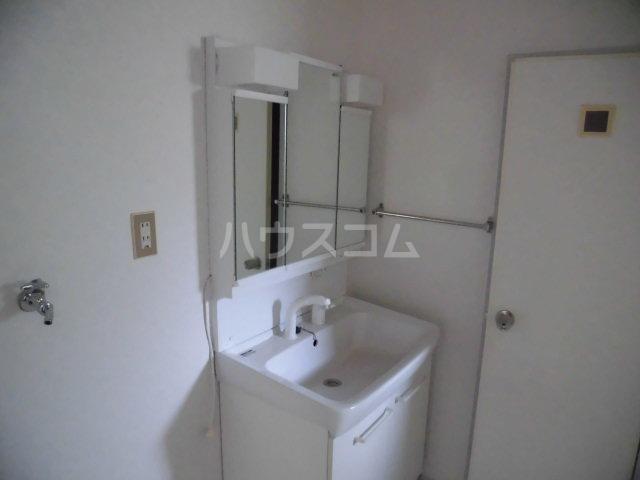 スカイプラザ 102号室の洗面所