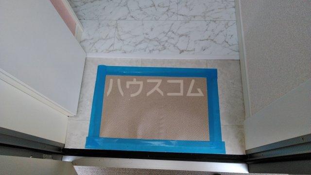 ユナイト浅田エリナーリグビー 206号室の玄関
