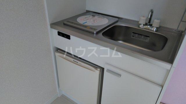 ユナイト浅田エリナーリグビー 206号室のキッチン