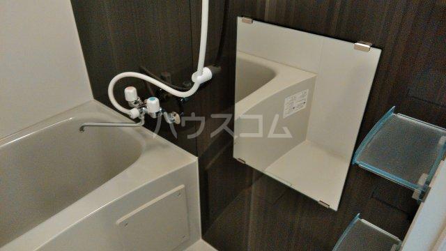 ユナイト浅田エリナーリグビー 206号室の風呂