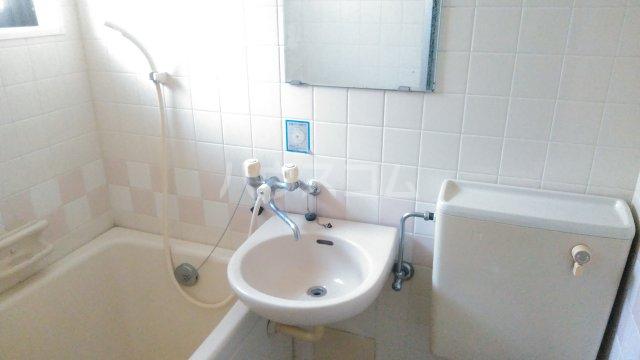 イーストウィンド 103号室の洗面所