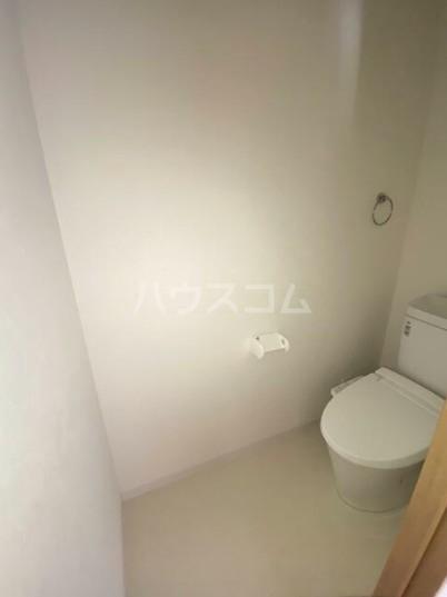 カーササンテ 302号室のトイレ