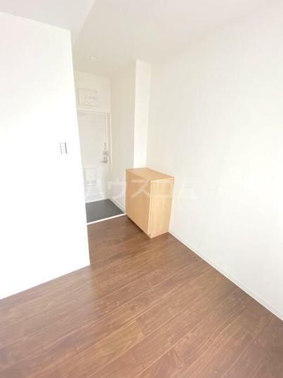 カーササンテ 302号室の玄関