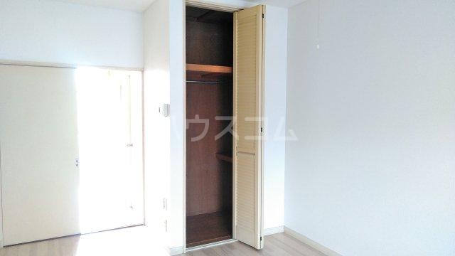 アイレックス三芳 105号室の収納