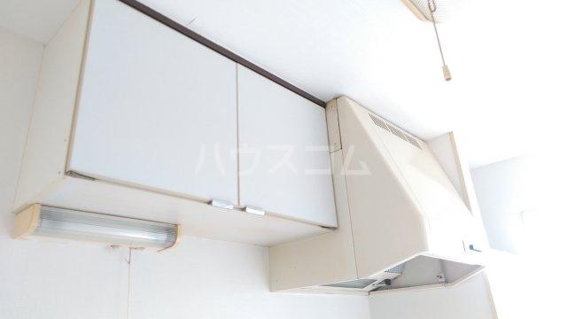 アイレックス三芳 105号室のキッチン