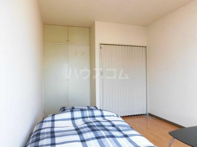 グリーンハイム志村2号棟 105号室のベッドルーム
