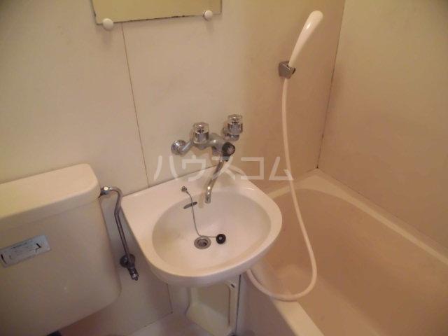グリーンハイム志村2号棟 105号室の洗面所