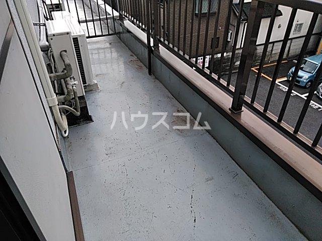 錦町MSビル 302号室のバルコニー