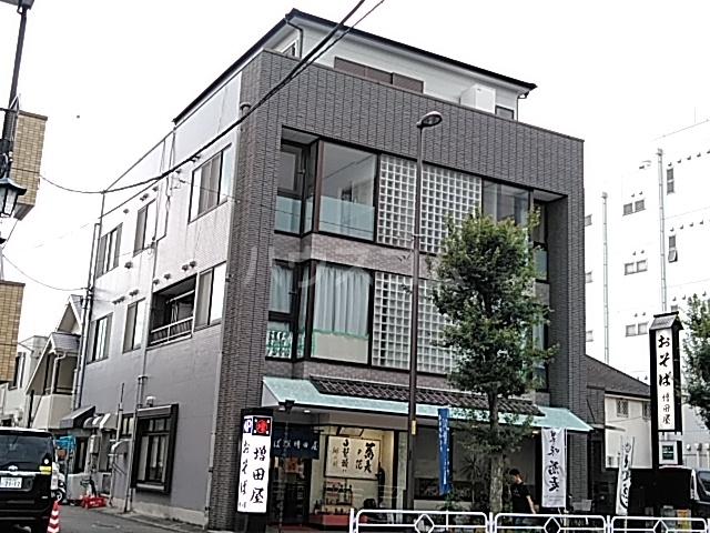錦町MSビル 302号室の外観