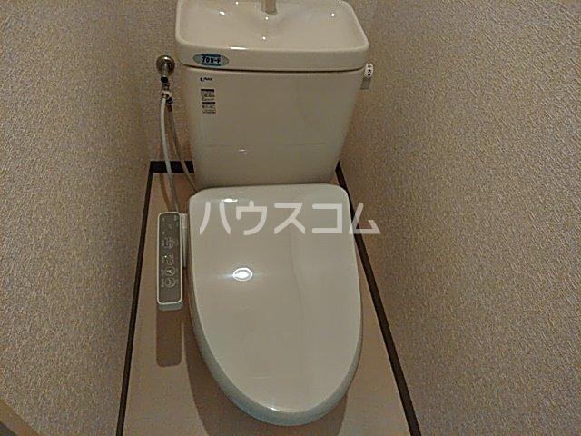 錦町MSビル 302号室の洗面所