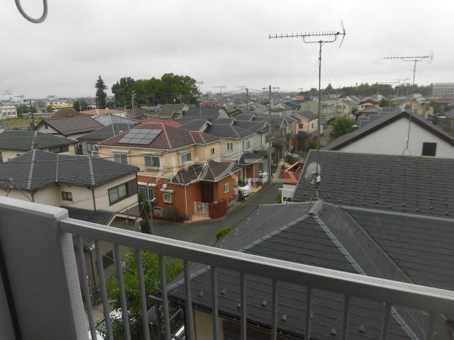メゾンドアムール 407号室の玄関