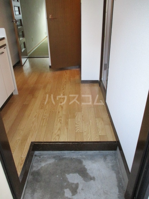 パディつかさ 202号室の玄関