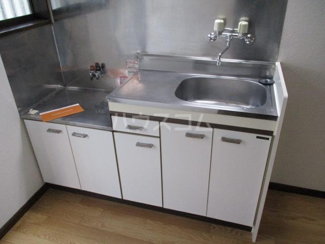 パディつかさ 202号室のキッチン