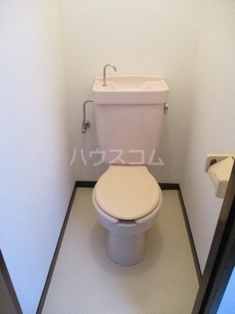 パディつかさ 202号室のトイレ