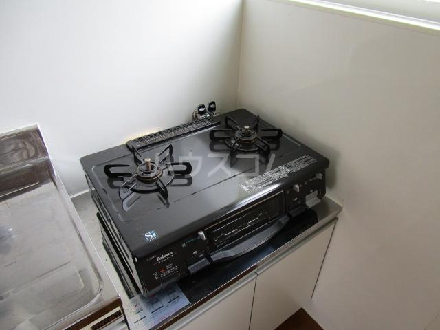 たかの台ロッジ 201号室のキッチン