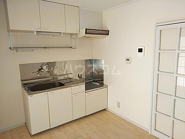 大南ハイツ 102号室のキッチン