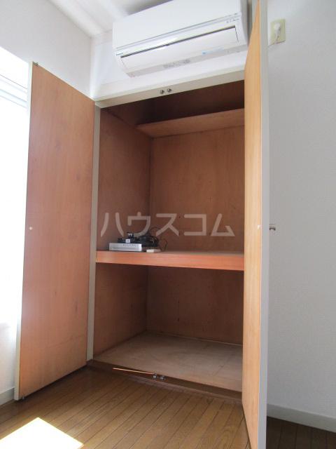 ケントコーポラス 202号室の収納