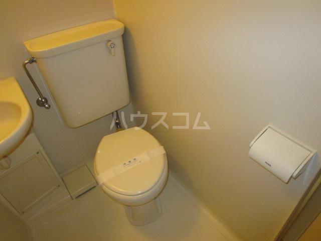 ケントコーポラス 202号室のトイレ