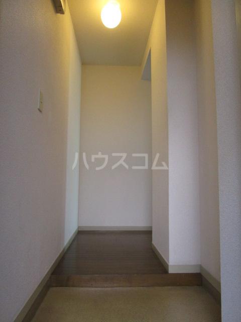 ケントコーポラス 202号室の玄関