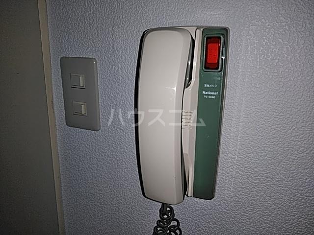 スカイコート日吉 第3 307号室の玄関