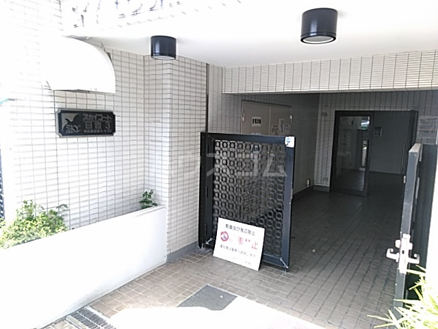 スカイコート日吉 第3 307号室のエントランス
