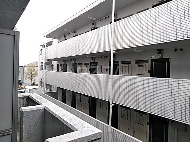 スカイコート日吉 第3 307号室の景色