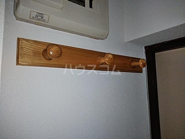 スカイコート日吉 第3 307号室の居室