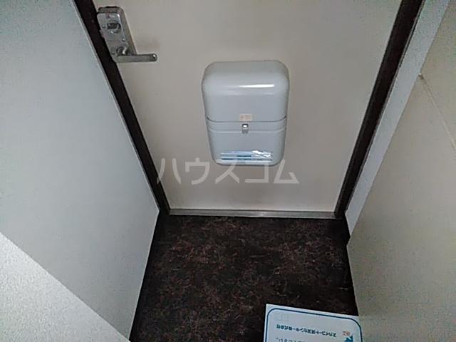 スカイコート日吉 第3 307号室のセキュリティ