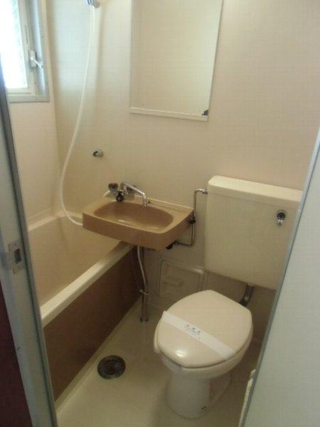 第3泉ハイツ 105号室の風呂