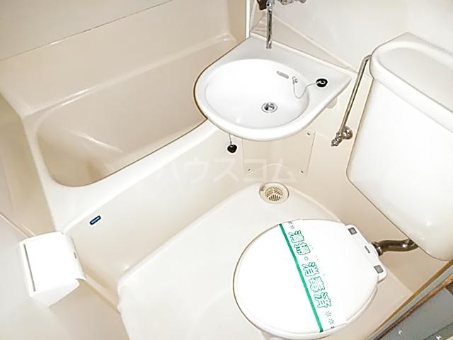 シャローム国分寺 105号室のトイレ