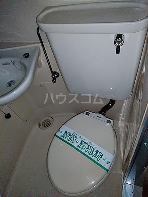 シャローム国分寺 105号室の洗面所